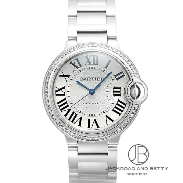 カルティエ CARTIER バロンブルー W4BB0017 新品 時計 レディース