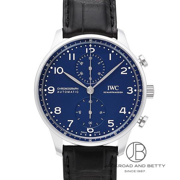 IWC IWC ポルトギーゼ クロノグラフ 150イヤーズ IW371601 新品 時計 メンズ