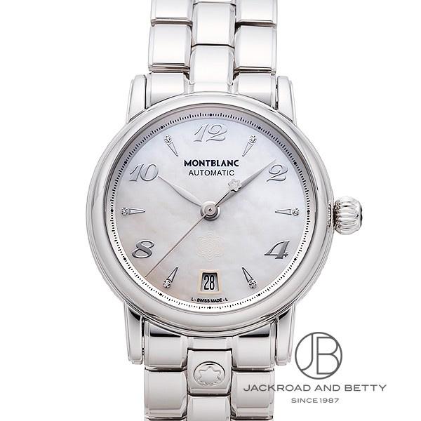 モンブラン MONTBLANC スター デイト オートマティック 107117 新品 時計 男女兼用