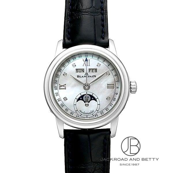 ブランパン BLANCPAIN コンプリートカレンダー 2360-1191A-55A 新品 時計 レディース