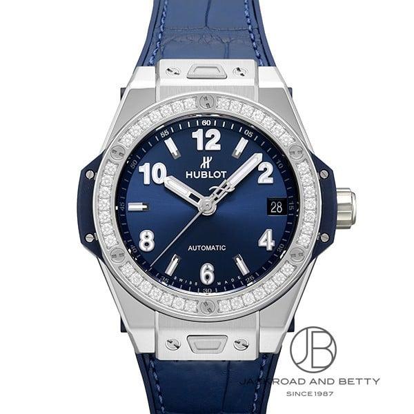ウブロ HUBLOT ビッグバン ワンクリック スチールダイヤモンド 465.SX.7170.LR.1204 新品 時計 レディース
