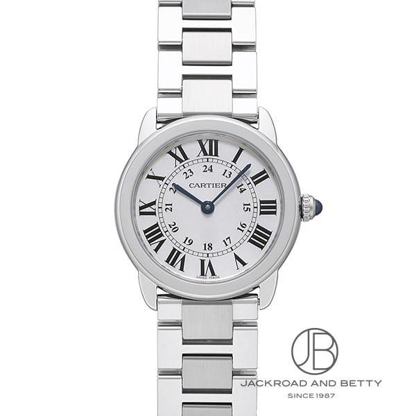 カルティエ CARTIER ロンドソロ W6701004 新品 時計 レディース