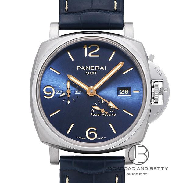 パネライ PANERAI ルミノール ドゥエ GMT パワーリザーブ 45mm PAM0964 新品 時計 メンズ