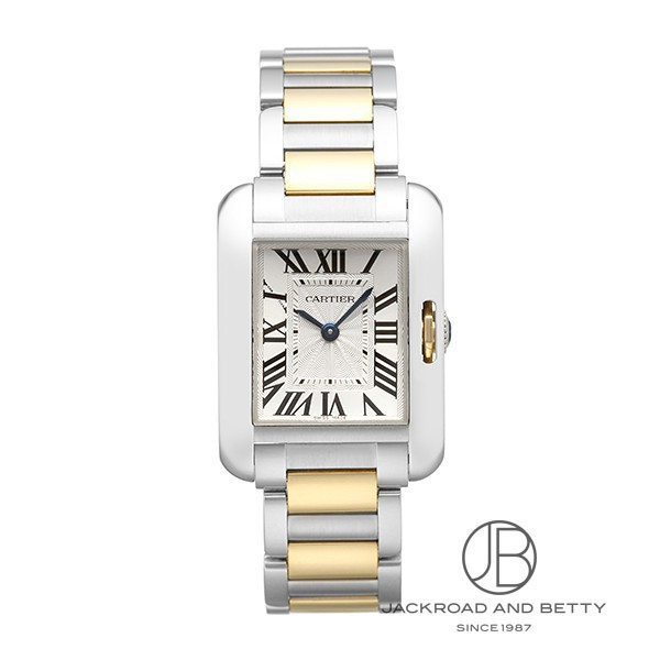 カルティエ CARTIER タンクアングレーズ W5310019 新品 時計 レディース