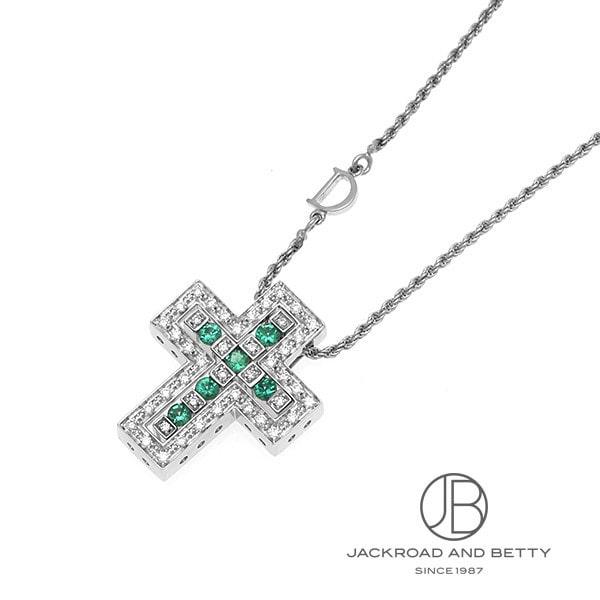 ダミアーニ DAMIANI ベルエポック ダイヤ&エメラルド ネックレス(S) 20073460 新品 ジュエリー ブランドジュエリー