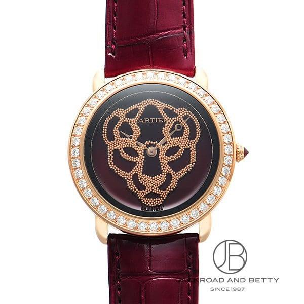 カルティエ CARTIER レヴェラシオン ドゥヌ パンテール HPI01260 新品 時計 レディース