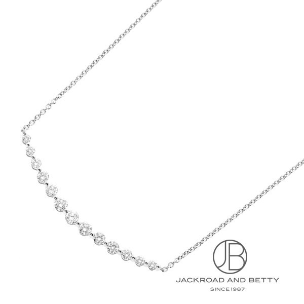 ノーブランド No Brand ダイヤモンド ネックレス 284366/5L5N02 新品 ジュエリー ブランドジュエリー