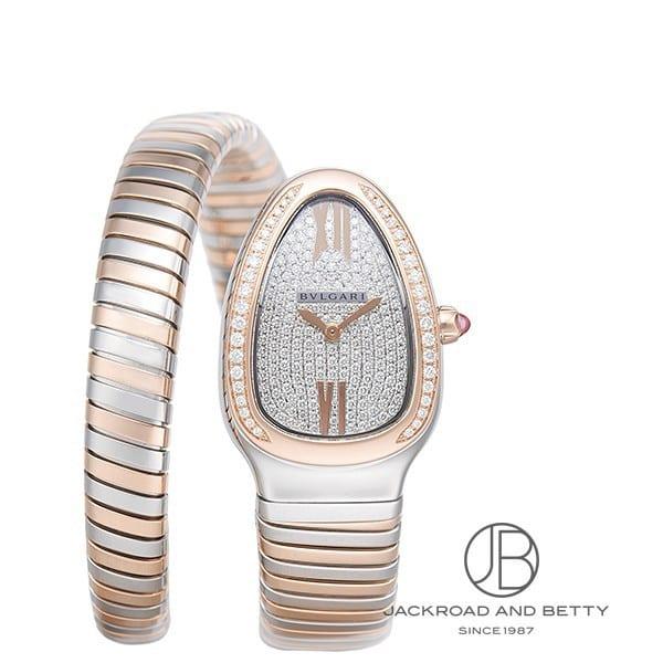 ブルガリ BVLGARI セルペンティ 103150 新品 時計 レディース