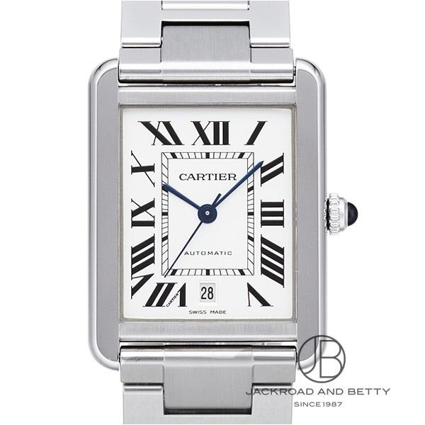 カルティエ CARTIER タンクソロ XL W5200028 新品 時計 メンズ