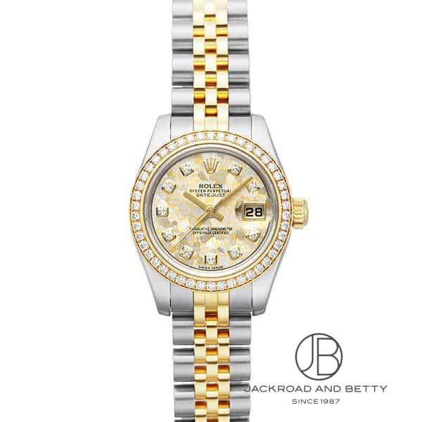 ロレックス ROLEX オイスターパーペチュアルデイトジャスト 179383G 新品 時計 レディース