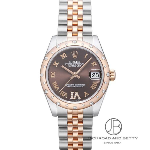 ロレックス ROLEX オイスターパーぺチュアルデイトジャスト 178341 新品 時計 ボーイズ