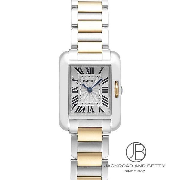 カルティエ CARTIER タンクアングレーズ W5310046 新品 時計 レディース