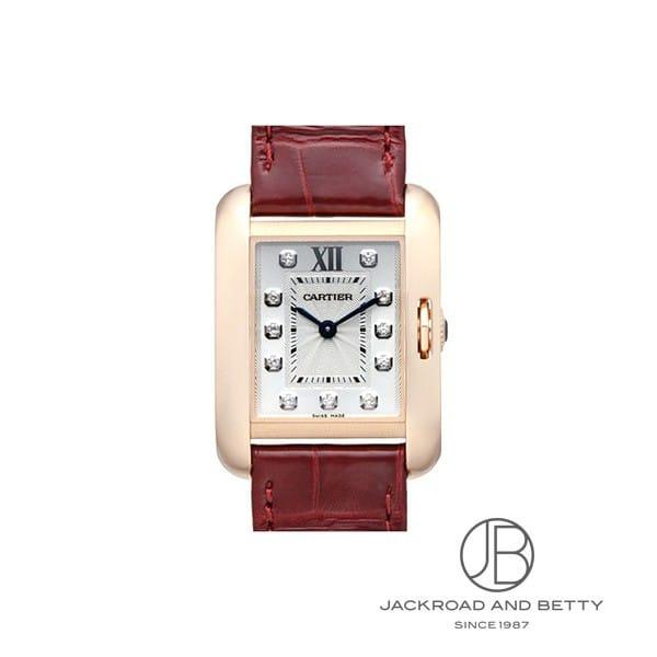 カルティエ CARTIER タンクアングレーズ WJTA0007 【新品】 時計 レディース