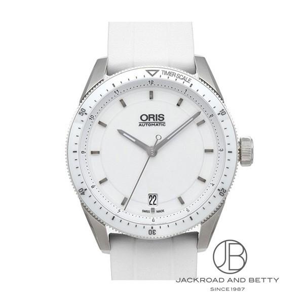 オリス ORIS アクイスデイト 733.7671.4156R 新品 時計 男女兼用