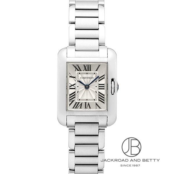 カルティエ CARTIER タンクアングレーズ W5310022 新品 時計 レディース