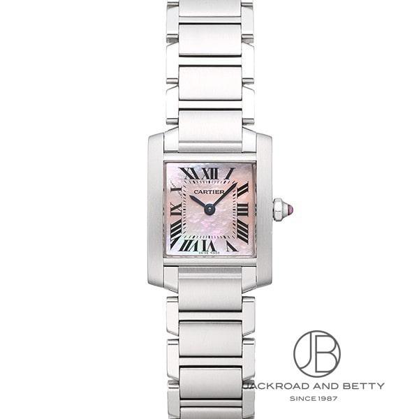 カルティエ CARTIER タンクフランセーズ W51028Q3 新品 時計 レディース