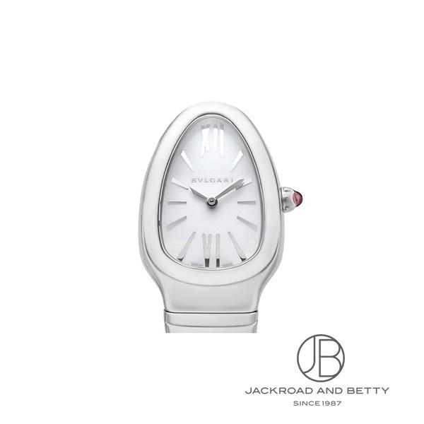 ブルガリ BVLGARI セルペンティ SP35WSWCS.1T 新品 時計 レディース