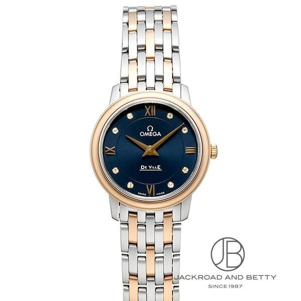 オメガ OMEGA デ ヴィル 時計 販売期間 限定のお得なタイムセール 424.20.27.60.53.001 レディース 実物 新品
