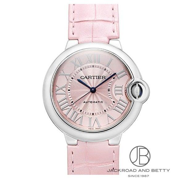 カルティエ CARTIER バロンブルー 36mm WSBB0007 【新品】 時計 レディース
