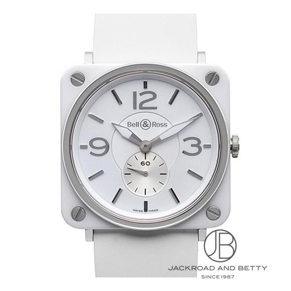 ベル&ロス BELL&ROSS BRS BRS-WH-CERAMIC/SRB 【新品】 時計 レディース