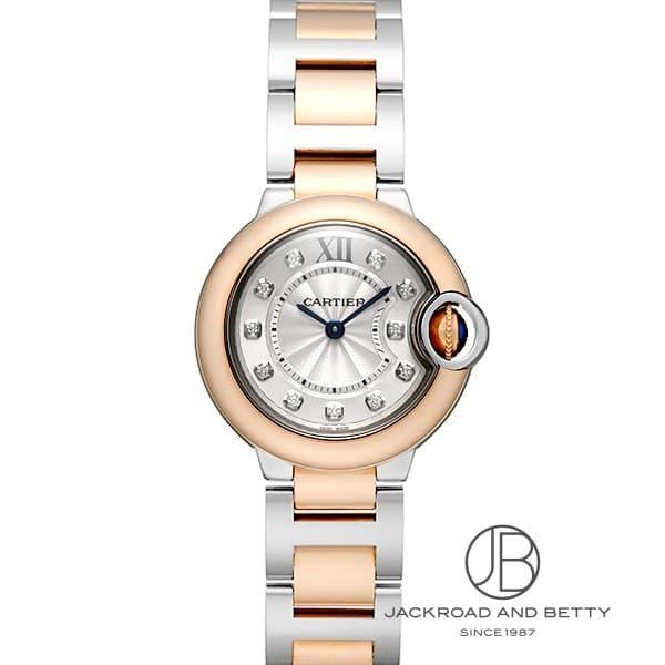 カルティエ CARTIER バロンブルー W3BB0005 新品 時計 レディース