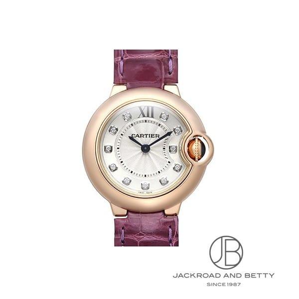 カルティエ CARTIER バロンブルー WJBB0019 新品 時計 レディース