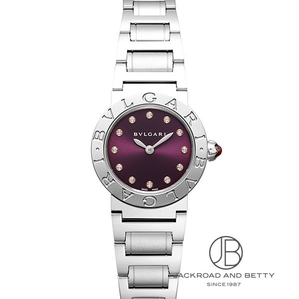 c6ed76de0142 ブルガリ・ブルガリブルガリ · 画像拡大 · ブルガリ(BVLGARI)ブルガリブルガリBBL26C7SS/12レディースサイズ[新品][時計