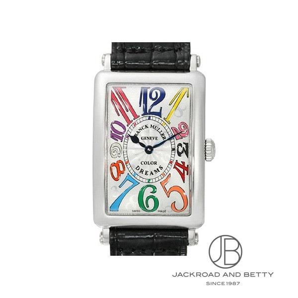 フランク・ミュラー FRANCK MULLER ロングアイランド カラードリーム 952QZ 【新品】 時計 レディース