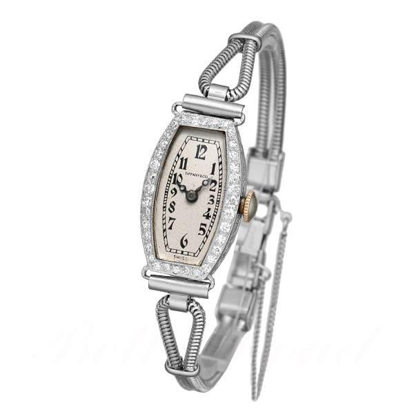 ティファニー TIFFANY&Co. アールデコ 7238 アンティーク 時計 レディース