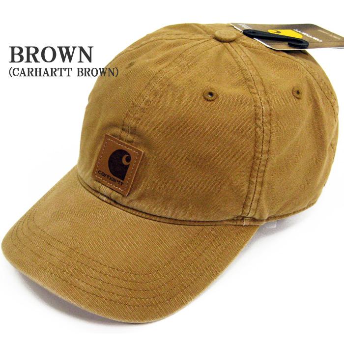 CHT20 メール便対応可能 メンズ WASHED COTTON ODESSA CAP CAP オデッサキャップ カーハート キャップ ローキャップ / CARHARTT 帽子