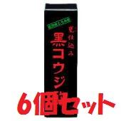 (6個セット)サンヘルス 黒コウジ酢 720ml×6本