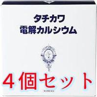 (第3類医薬品)森田薬品工業 タチカワ電解カルシウム600ml×3本入り×4箱 (1ケース)
