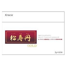 クラシエ 松寿丹ゴールド 3.0g×60袋