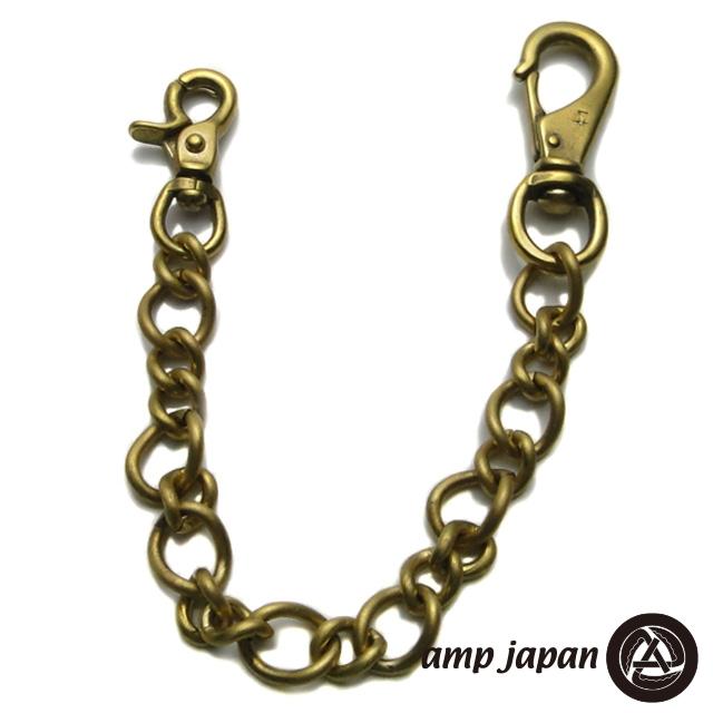 アンプジャパン 正規販売店 【amp japan】 ウォレットチェーン ダイヤモンド アンプ ジャパン