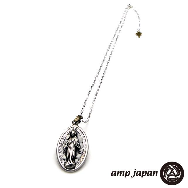 アンプジャパン 正規販売店 【amp japan】 マリア with ホワイトターコイズ ネックレス アンプ ジャパン