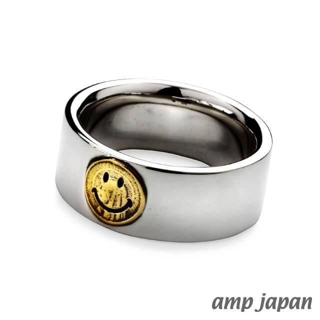 アンプジャパン【amp japan】スマイルフラットリング
