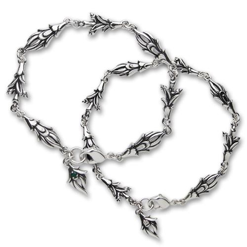 ブラッディマリー【Bloody Mary】Ties Bracelet - 絆 -