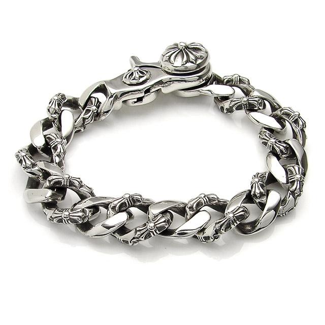 37d48e16b872 Beyond Cool  Chrome hearts fancy link bracelet and clip