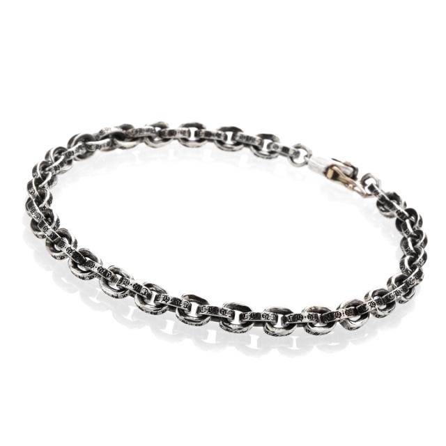 23cdf5cb5021 Beyond Cool  Chrome hearts paper chain bracelet 8inCH