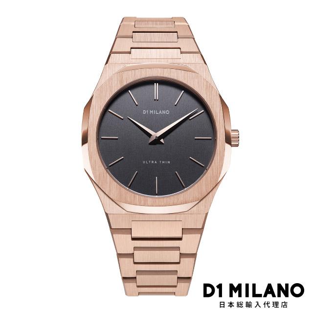 D1ミラノ 日本総輸入代理店 腕時計 メンズ レディース - ウルトラシン フェンス - ヘイズ リネン [ULTRA THIN FENCE SEASONAL - HAZE LINEN]