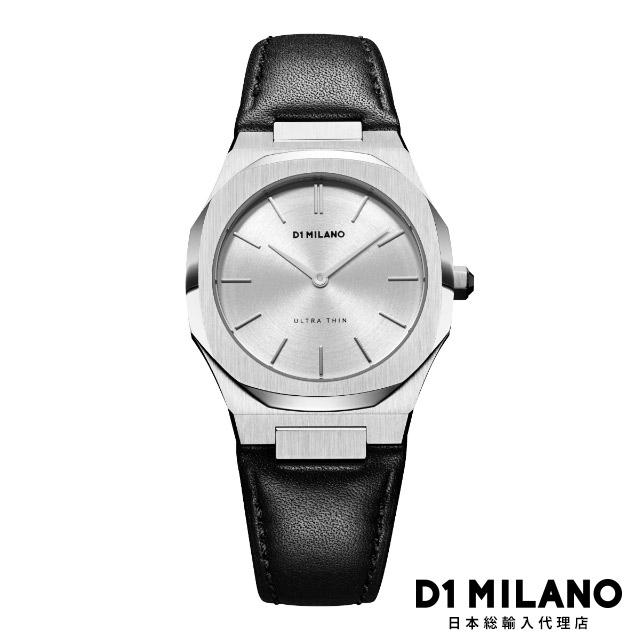D1ミラノ 日本総輸入代理店 腕時計 メンズ レディース ULTRA THIN 34mm - PEARL(パール)