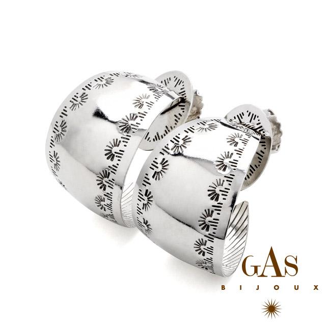 ガスビジュー【Gas Bijoux】ピアス レディース アクセサリー - Earring : GALILEE / a
