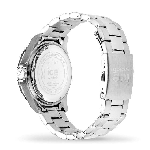 アイスウォッチ ice watch メンズ ICE steel - アイススティール ユナイテッドシルバー (ラージ)