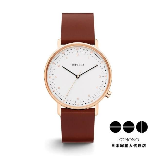 KOMONO 腕時計 ルイス アーバン [LEWIS AUBURN]