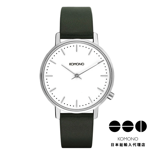 【絶品】 KOMONO 時計 コモノ 腕時計 ハーロウ ハンター [HARLOW HUNTER], Cher/シェル 1abeb786
