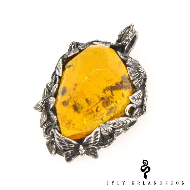 リリー エルランドソン【LYLY ERLANDSSON】the WINTER ウィンターペンダント/M/イエロー(トップのみ)