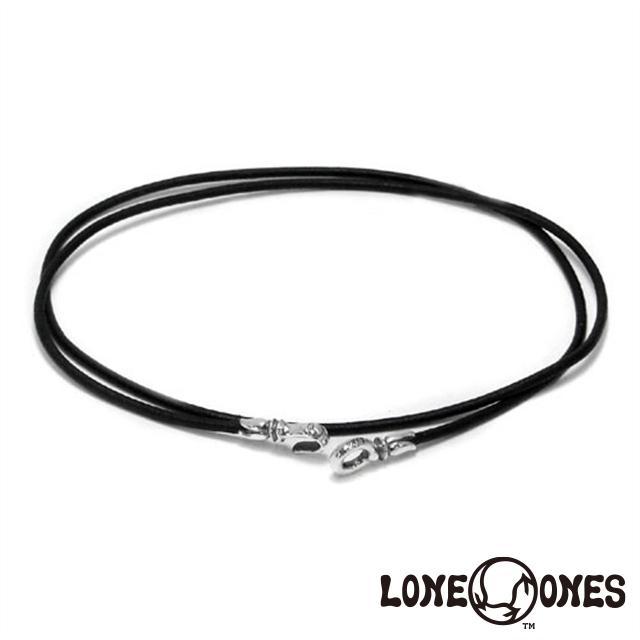 ロンワンズ LONE ONES キス&フロー[ハグミー]フックS 2.0mmレザーコード 日本正規輸入販売代理店