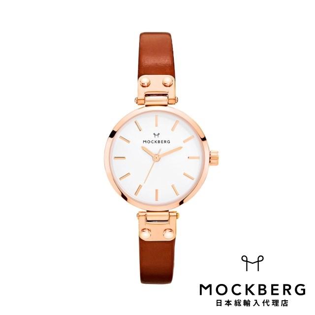 モックバーグ MOCKBERG 日本総輸入代理店公式ショップ 時計 腕時計 レディース ウォッチ Vilde Petite ギフト