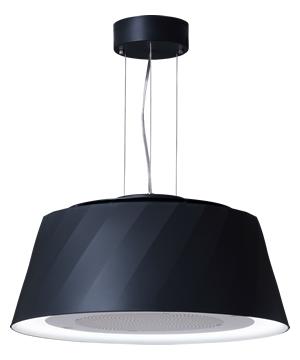 富士工業 C-BE511-BK クーキレイBE 空気清浄機能付照明器具 LEDシリーズ 本体カラー ブラック