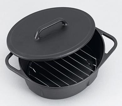 ノーリツ 定番スタイル ハーマン 専用ダッチオーブン DP0127 在庫処分  ビルトインコンロオプション